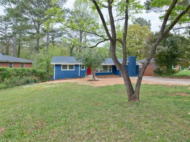 2197 Glendale Drive, Decatur, GA 30032 (MLS #5994368) :: Carr Real Estate Experts