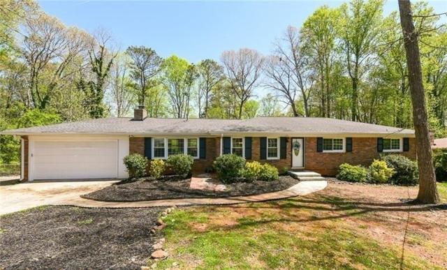 1710 Starlight Drive, Marietta, GA 30062 (MLS #5994531) :: Carr Real Estate Experts