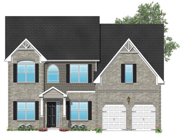 1750 Long Acre Drive, Loganville, GA 30052 (MLS #5994571) :: Carr Real Estate Experts