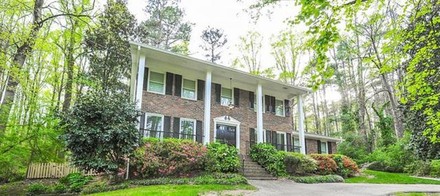 4999 Antebellum Drive, Stone Mountain, GA 30087 (MLS #5994777) :: The Russell Group