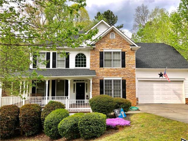 219 Sable Trace Drive, Acworth, GA 30102 (MLS #5994882) :: Kennesaw Life Real Estate