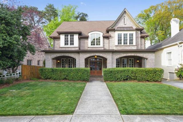 55 Avery Drive NE, Atlanta, GA 30309 (MLS #5995078) :: North Atlanta Home Team