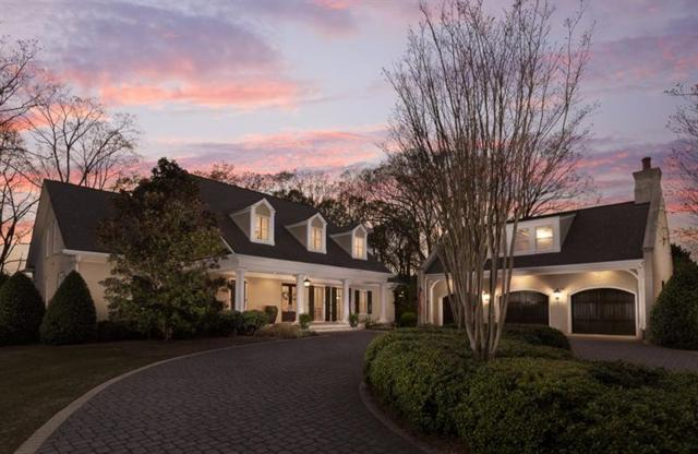 711 Bluff Road, Statham, GA 30666 (MLS #5995270) :: The Russell Group