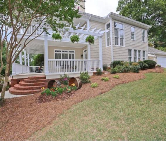 505 Fountain Oaks Way, Sandy Springs, GA 30342 (MLS #5995285) :: North Atlanta Home Team