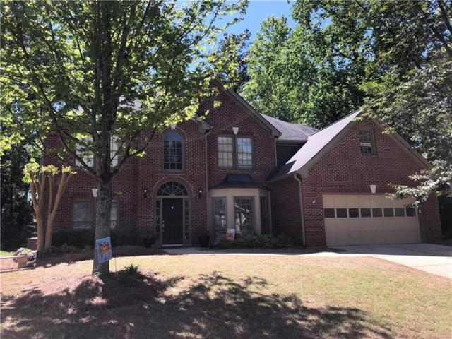 11900 Leeward Walk Circle, Alpharetta, GA 30005 (MLS #5995403) :: Carr Real Estate Experts