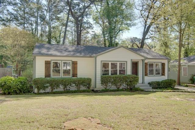 1681 Bristol Drive NE, Atlanta, GA 30329 (MLS #5995418) :: Carr Real Estate Experts