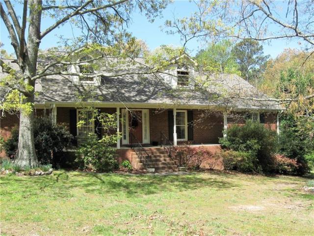 127 Thornwood Drive SE, Calhoun, GA 30701 (MLS #5995459) :: RE/MAX Paramount Properties