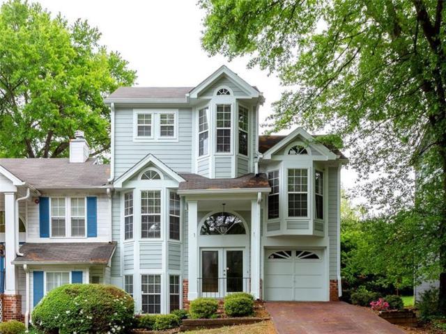 2192 Goodwood Boulevard SE #1, Smyrna, GA 30080 (MLS #5995495) :: Carr Real Estate Experts