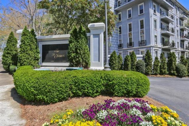 3201 Lenox Road NE #51, Atlanta, GA 30324 (MLS #5995550) :: Carr Real Estate Experts