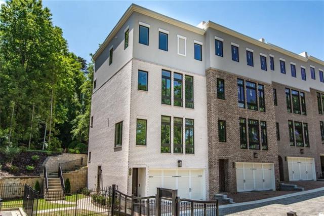 2862 Lenox Road #1, Atlanta, GA 30324 (MLS #5995649) :: RE/MAX Paramount Properties