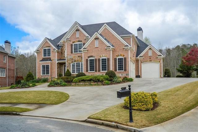 4573 Bastion Drive, Roswell, GA 30075 (MLS #5995653) :: The Bolt Group