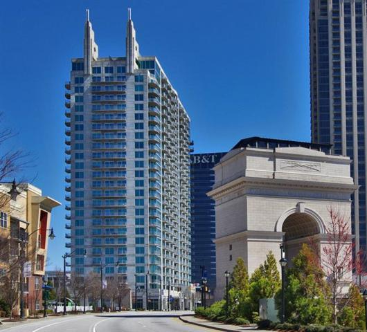 361 17th Street NW #1108, Atlanta, GA 30363 (MLS #5996162) :: Rock River Realty
