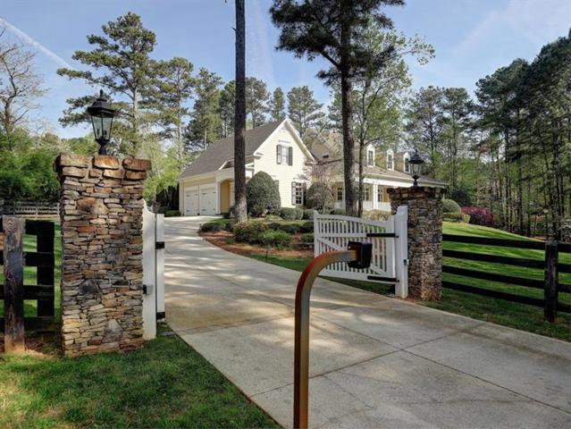 16082 Freemanville Road, Milton, GA 30004 (MLS #5996495) :: North Atlanta Home Team