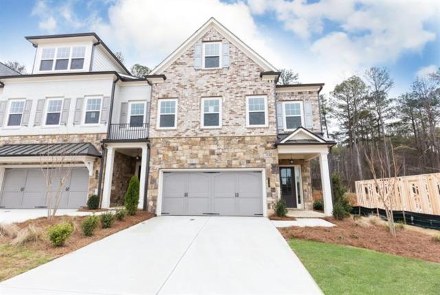 110 Calder Drive, Alpharetta, GA 30009 (MLS #5996648) :: North Atlanta Home Team