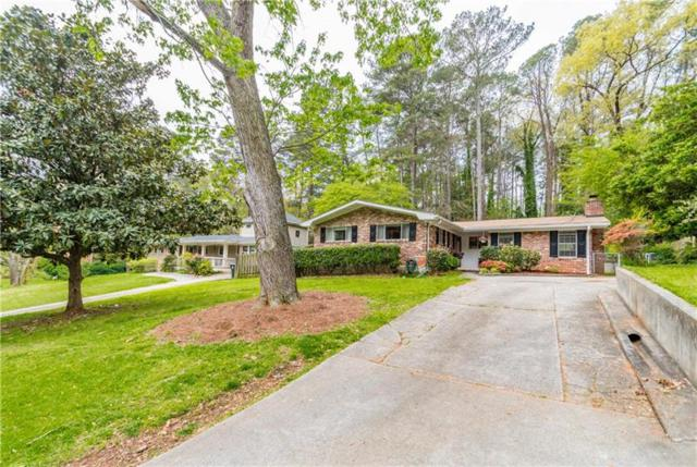 2470 Woodacres Road, Chamblee, GA 30345 (MLS #5996787) :: North Atlanta Home Team