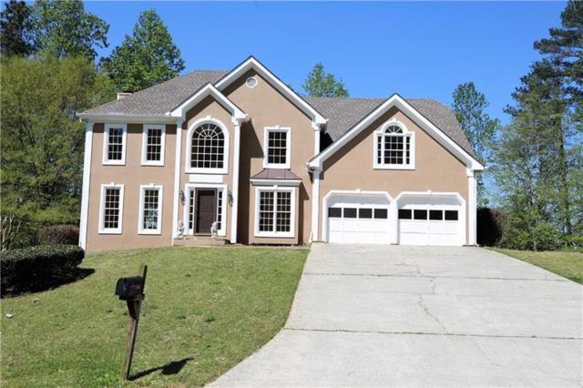 2516 Hollins Drive NW, Kennesaw, GA 30152 (MLS #5997418) :: Carr Real Estate Experts