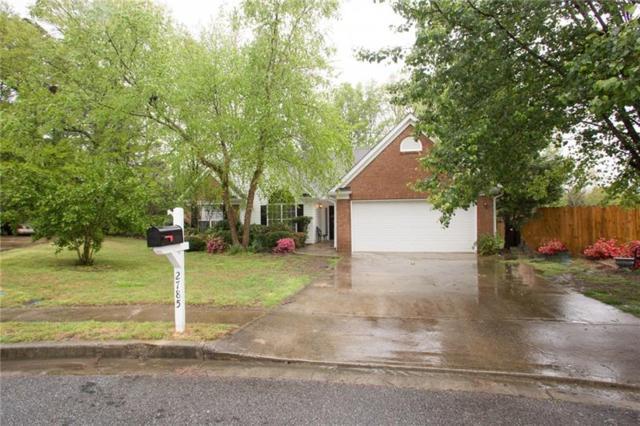 2785 Matlin Way, Buford, GA 30519 (MLS #5997692) :: Carr Real Estate Experts