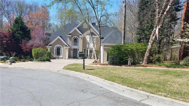 453 Pegamore Creek Drive, Powder Springs, GA 30127 (MLS #5997969) :: Carr Real Estate Experts