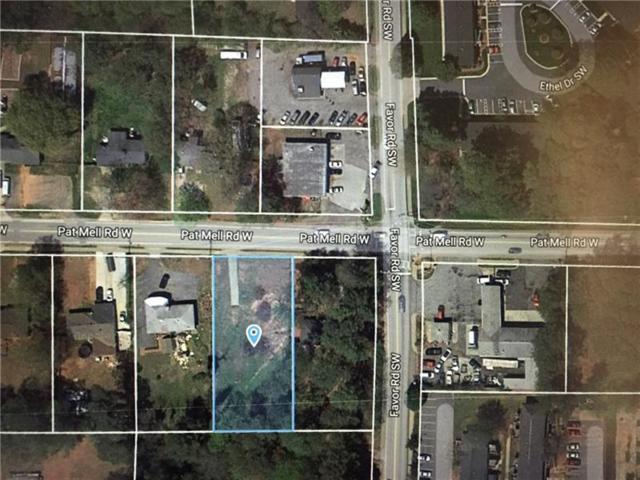 395 Pat Mell Road SW, Marietta, GA 30060 (MLS #5998018) :: The Bolt Group