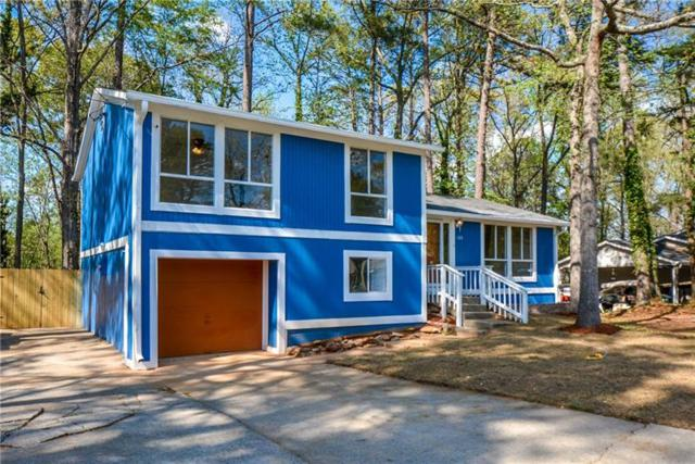 122 Kings Ridge Drive, Peachtree City, GA 30269 (MLS #5998076) :: RE/MAX Paramount Properties