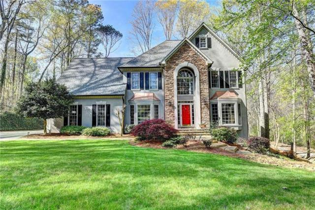 525 Oakhaven Drive, Roswell, GA 30075 (MLS #5998230) :: The Bolt Group