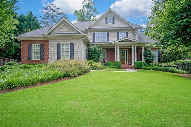 1495 Brookhaven Trace NE, Brookhaven, GA 30319 (MLS #5998360) :: North Atlanta Home Team