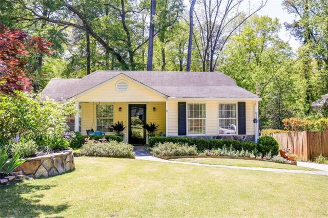 9 East Drive NE, Atlanta, GA 30305 (MLS #5998791) :: North Atlanta Home Team