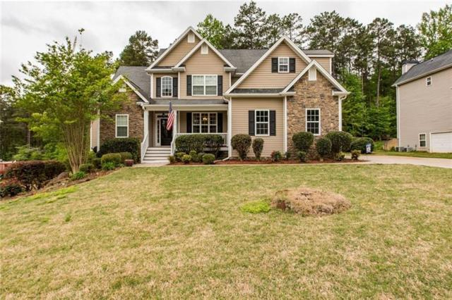 629 Somersby Drive, Dallas, GA 30157 (MLS #5999172) :: The Bolt Group