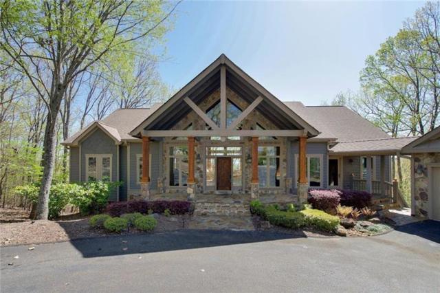 861 Summit Drive, Big Canoe, GA 30143 (MLS #5999212) :: Buy Sell Live Atlanta