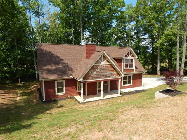 2 Makers Way, Dawsonville, GA 30534 (MLS #5999439) :: The Russell Group