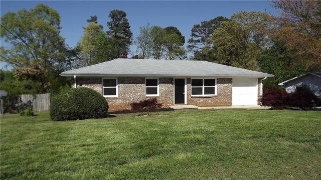 2907 Mustang Drive, Gainesville, GA 30507 (MLS #5999737) :: Carr Real Estate Experts