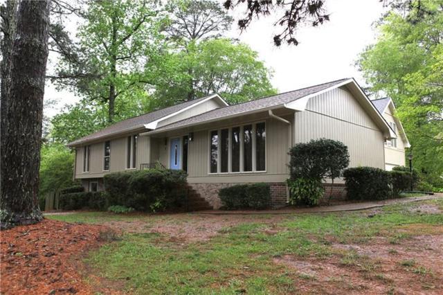 3950 Tall Pine Drive, Marietta, GA 30062 (MLS #6000145) :: The Bolt Group