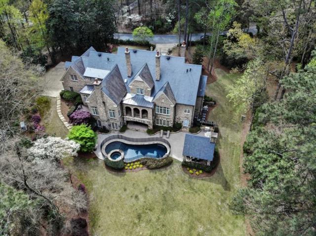 4041 Beechwood Drive NW, Atlanta, GA 30327 (MLS #6000422) :: North Atlanta Home Team