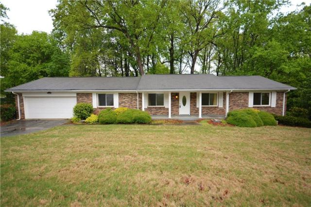 843 Green Forest Drive SE, Smyrna, GA 30082 (MLS #6000543) :: North Atlanta Home Team