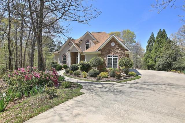 615 Wingspread, Peachtree City, GA 30269 (MLS #6001175) :: The Bolt Group