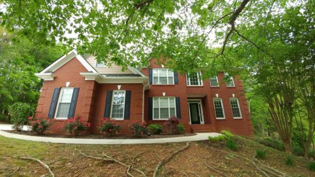 724 Pella Court, Loganville, GA 30052 (MLS #6001303) :: Rock River Realty