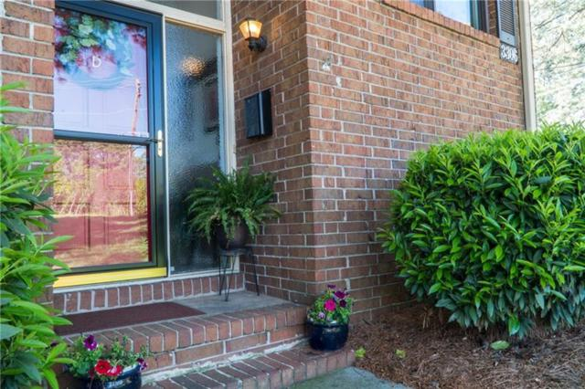 3306 Northcrest Road D, Atlanta, GA 30340 (MLS #6001477) :: The Bolt Group