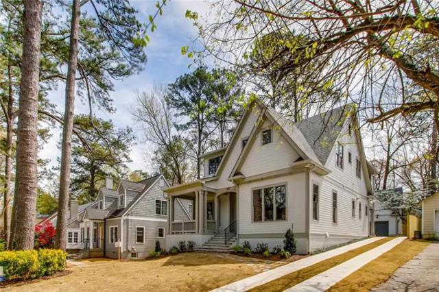 352 Lamont Drive, Decatur, GA 30030 (MLS #6001983) :: RE/MAX Paramount Properties
