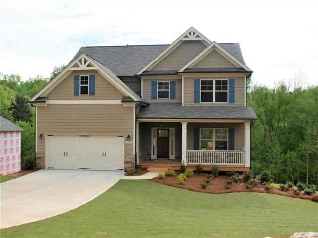 1217 Shiva Boulevard, Winder, GA 30680 (MLS #6002226) :: Todd Lemoine Team