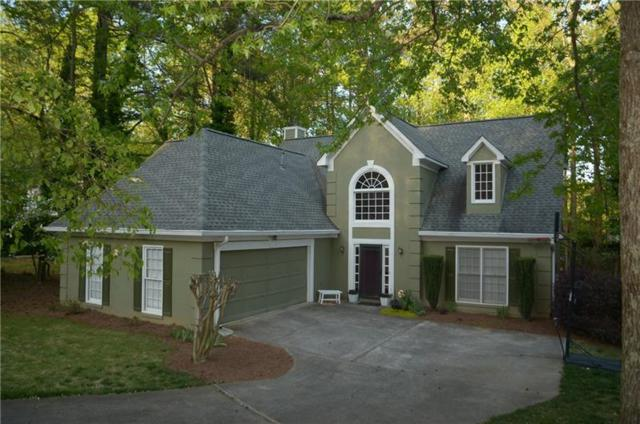 608 Briarmeade Drive, Marietta, GA 30064 (MLS #6002434) :: Good Living Real Estate