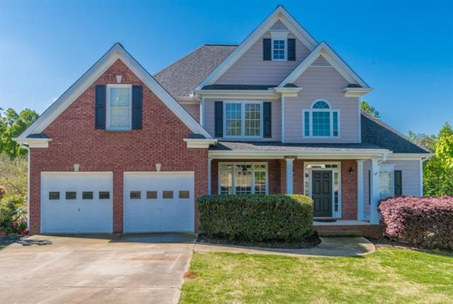 8485 Woodland View Drive, Gainesville, GA 30506 (MLS #6002598) :: The Russell Group