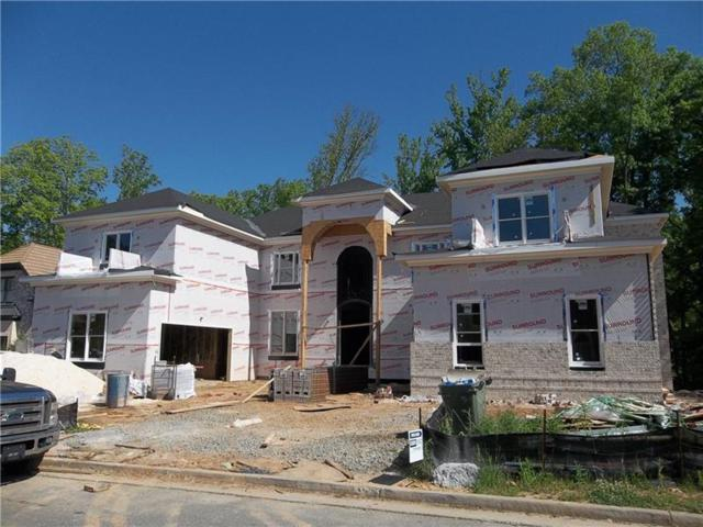 2797 Stone Hall Drive, Marietta, GA 30062 (MLS #6002879) :: The Bolt Group