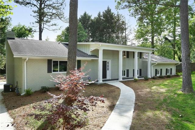 1315 Old Johnson Ferry Road NE, Brookhaven, GA 30319 (MLS #6003053) :: The Bolt Group