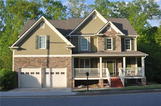 4912 Shallow Creek Trail NW, Kennesaw, GA 30144 (MLS #6003453) :: North Atlanta Home Team