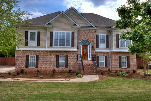 25 Berkshire Drive NW, Cartersville, GA 30120 (MLS #6003546) :: RE/MAX Paramount Properties