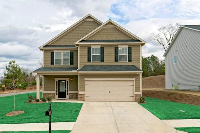 204 Arbor Drive, Rockmart, GA 30153 (MLS #6003789) :: The Russell Group