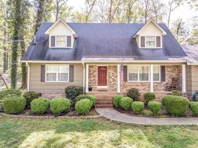 129 Cherokee Circle, Cedartown, GA 30125 (MLS #6003796) :: Iconic Living Real Estate Professionals