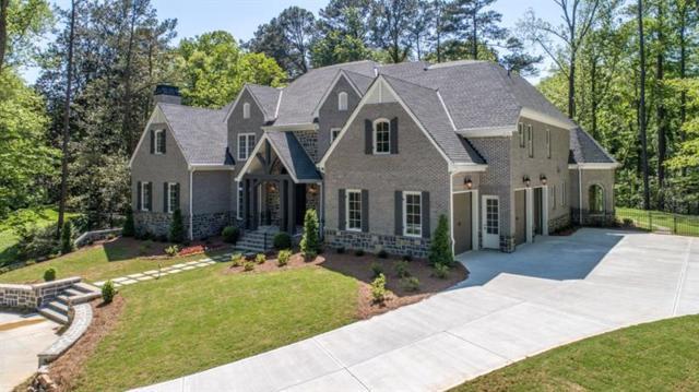 3958 Beechwood Drive NW, Atlanta, GA 30327 (MLS #6004027) :: North Atlanta Home Team