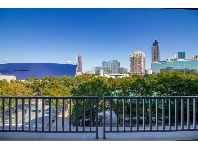 250 Park Avenue West NW #306, Atlanta, GA 30313 (MLS #6004220) :: The North Georgia Group