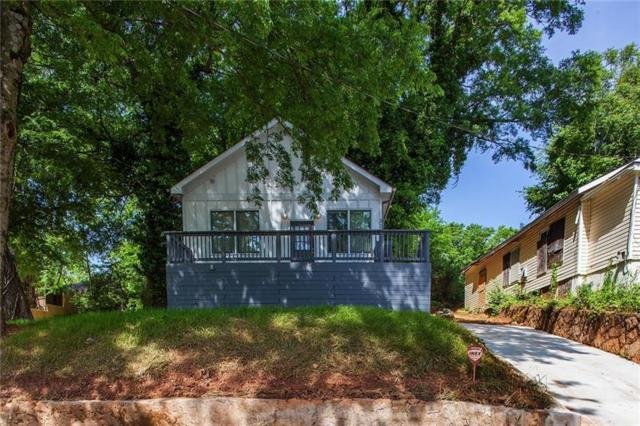 323 Lawton Street SW, Atlanta, GA 30310 (MLS #6005772) :: The Bolt Group